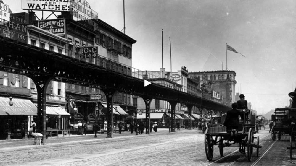 A PBS documentary about the history of NYC's notorious Bowery.   Learn more
