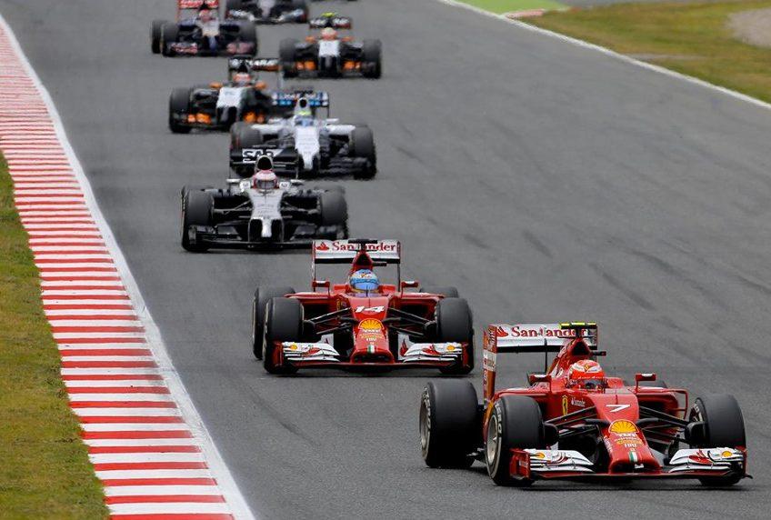 © Sutton Images via:  Formula1