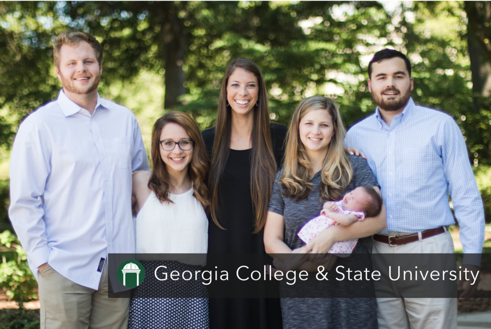 GEORGIA COLLEGE & STATE UNIVERSITY STAFF TEAM