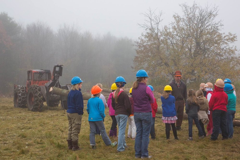 Sustainable Forestry Education