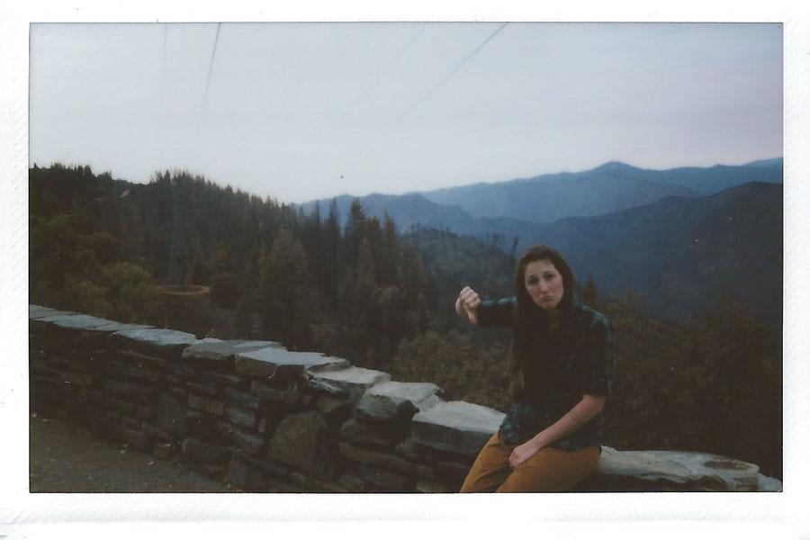 Yosemite Fires :(