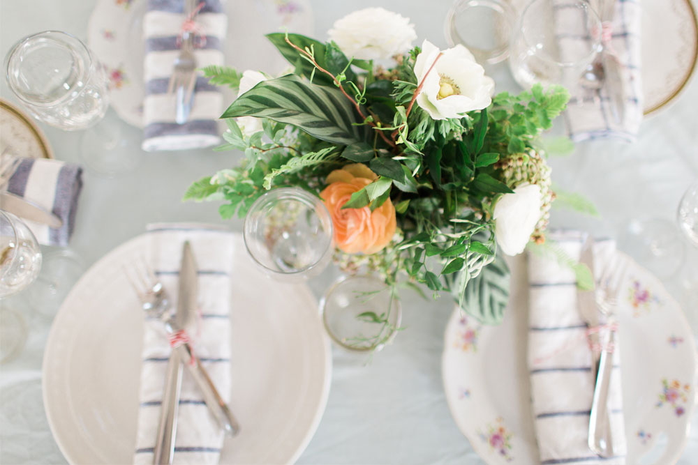 Darling Dinner | Jenn Sanchez Design