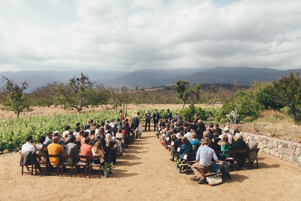 Wedding in Ojai | Jenn Sanchez Floral