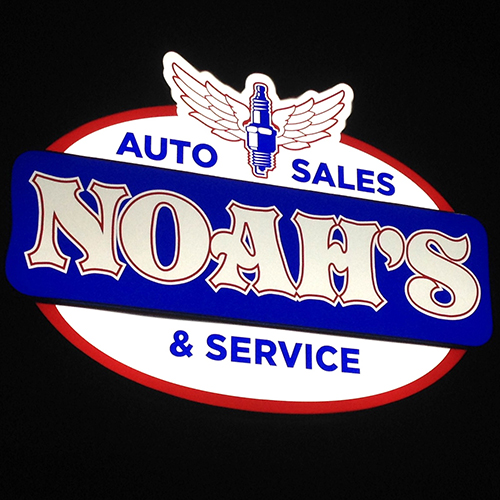 Signs | Noah's Auto Sales & Service Sign | Hanover, PA