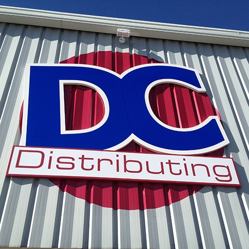 Signs | DC Distributing Sign | Abbottstown, PA