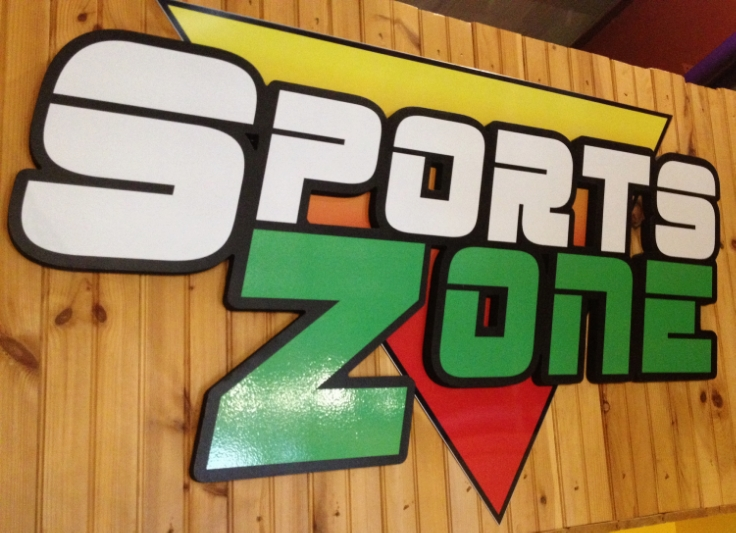 Signs | Hickory Falls Sports Zone Sign | Hanover, PA