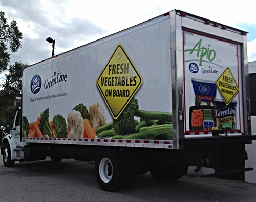Graphics | GreenLine Vehicle Wrap | Hanover, PA