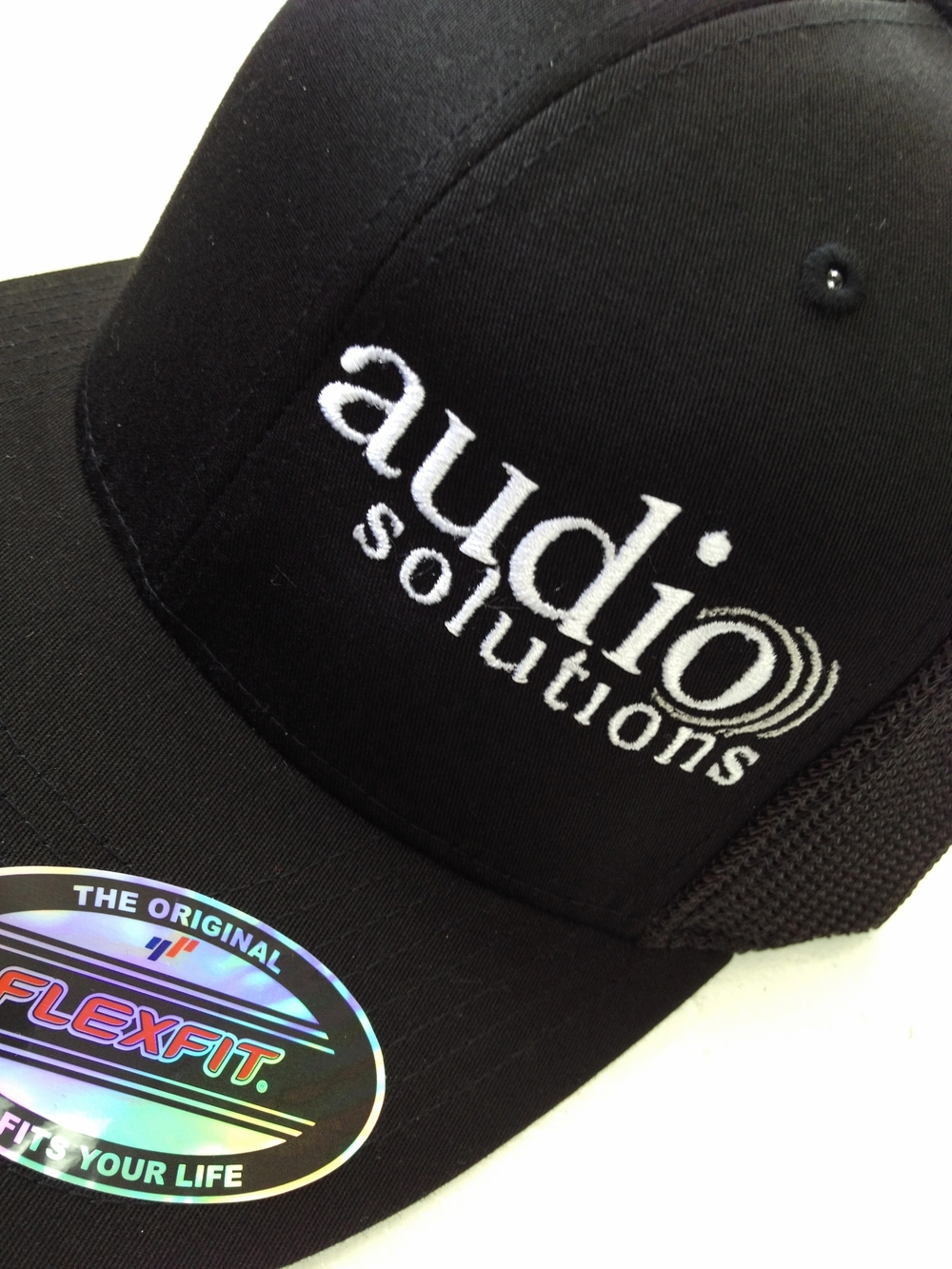 Embroidery | Audio Solutions Hat | Hanover, PA
