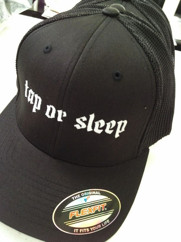 Embroidery | Tap or Sleep Hat | Hanover, PA
