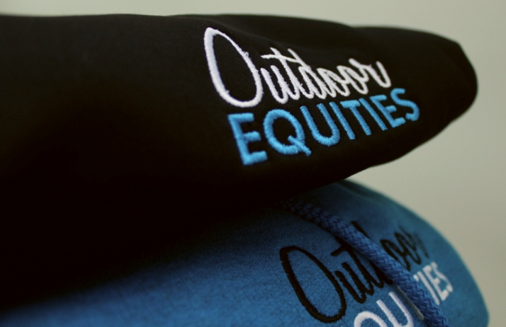 Embroidery | Outdoor Equities Sweatshirt | Hanover, PA
