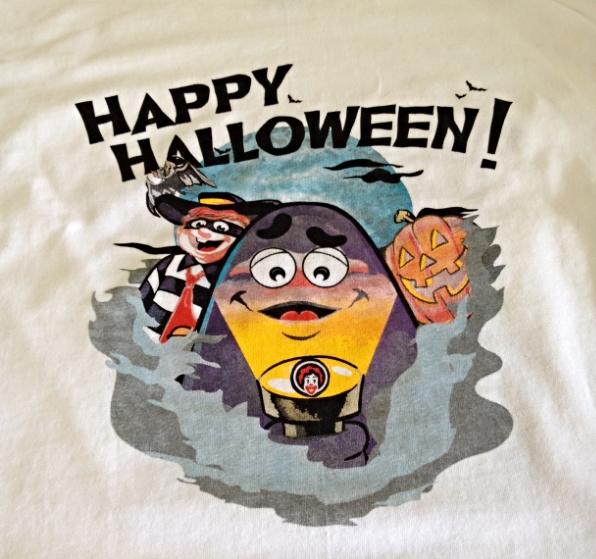 Screen Printing | McDonald's Halloween 2013 Shirt | Hanover, PA