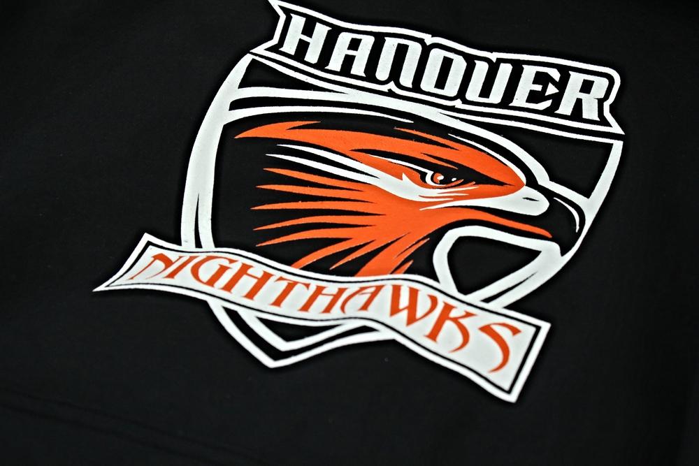 Screen Printing | Hanover Nighthawks Shirt | Hanover, PA