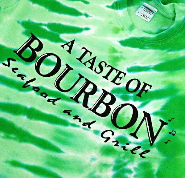 Screen Printing | A Taste of Bourbon Shirt | Hanover, PA