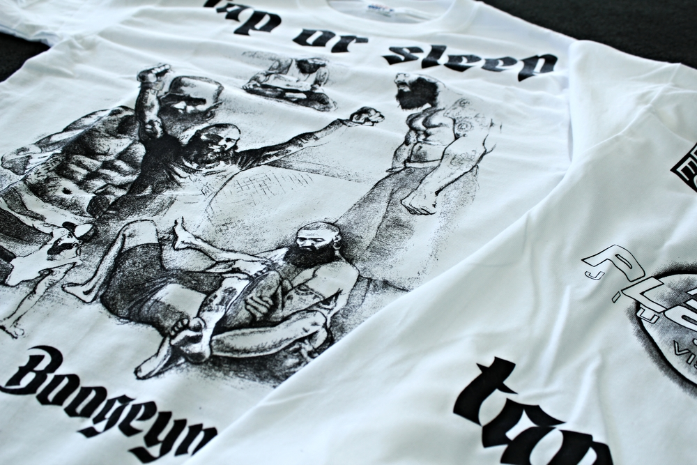 Screen Printing | Tap or Sleep Shirt | Hanover, PA