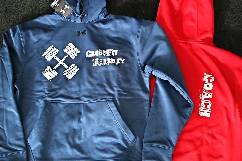 Screen Printing | CrossFit Hershey Sweatshirt | Hershey, PA