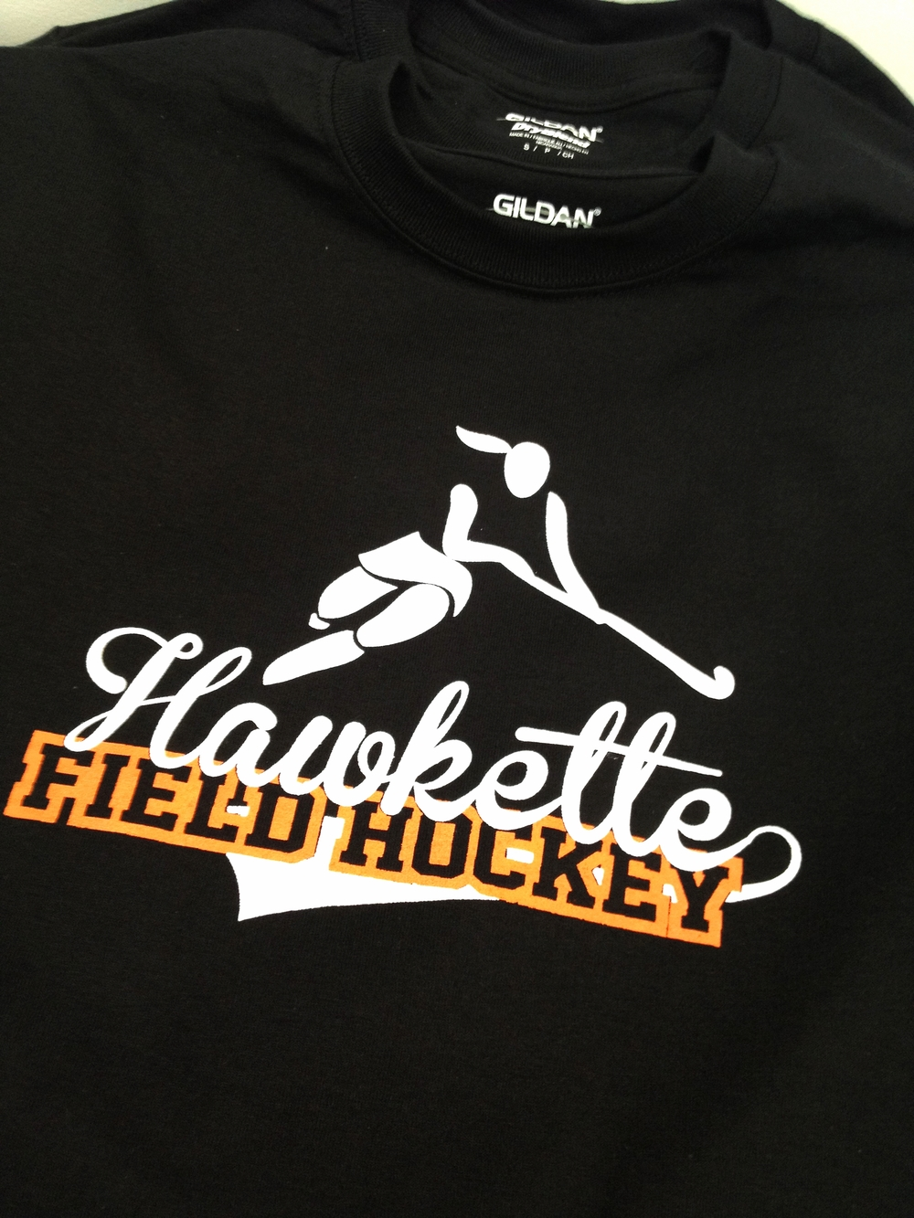 Screen Printing | Hawkette Field Hockey Shirt | Hanover, PA