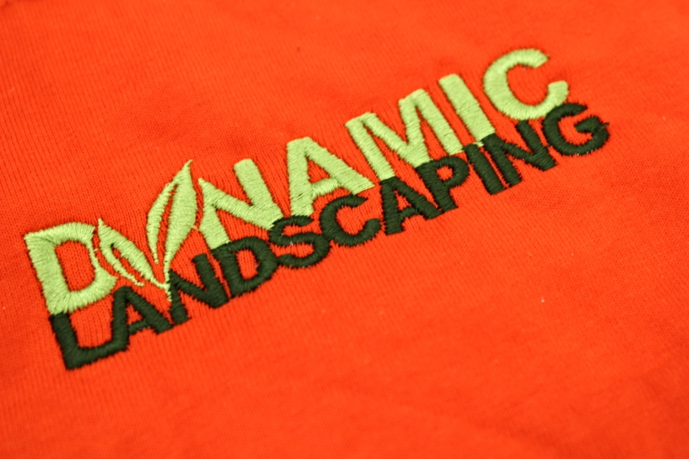 Embroidery | Dynamic Landscaping Embroidery | Hanover, PA