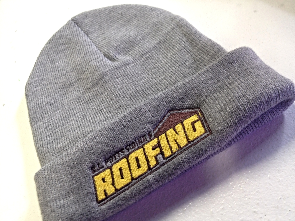 Embroidery | B.L. Potts Siding & Roofing Hat | Hanover, PA