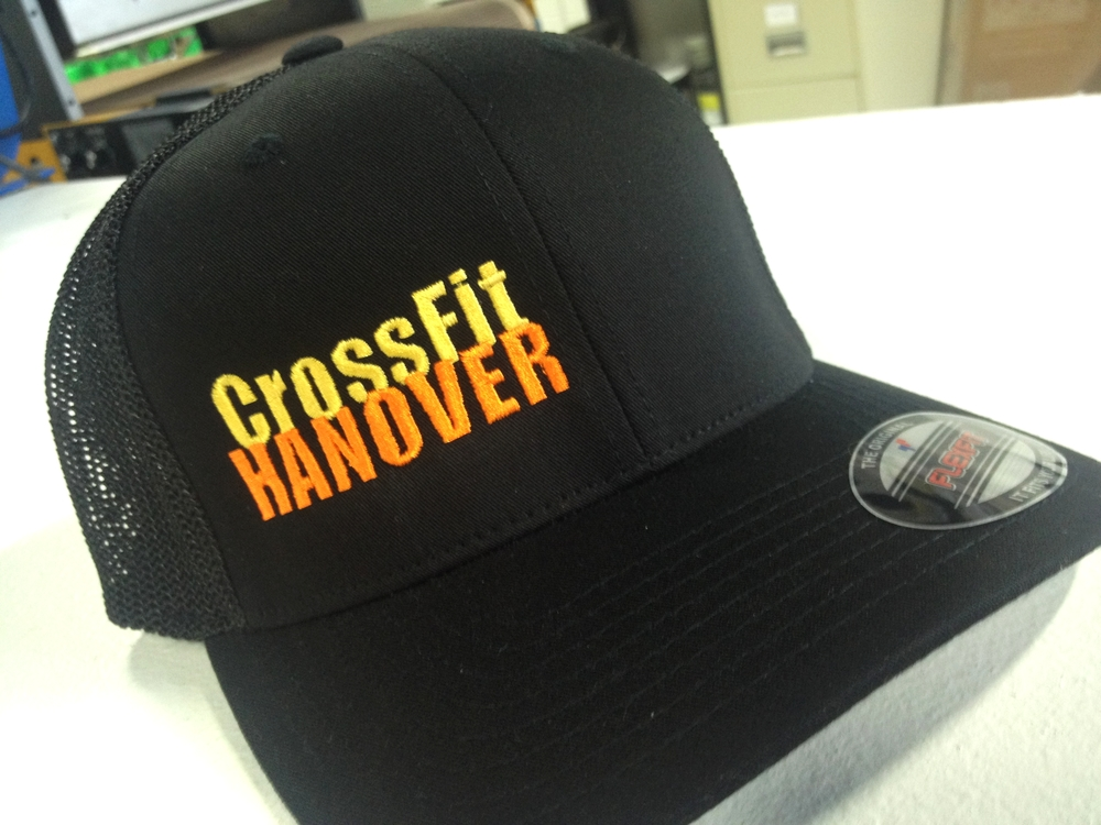 Embroidery | CrossFit Hanover Hat | Hanover, PA