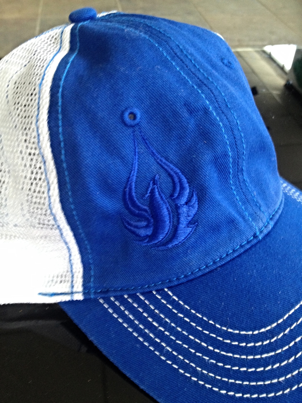 Embroidery | AquaPhoenix Scientific Hat | Hanover, PA