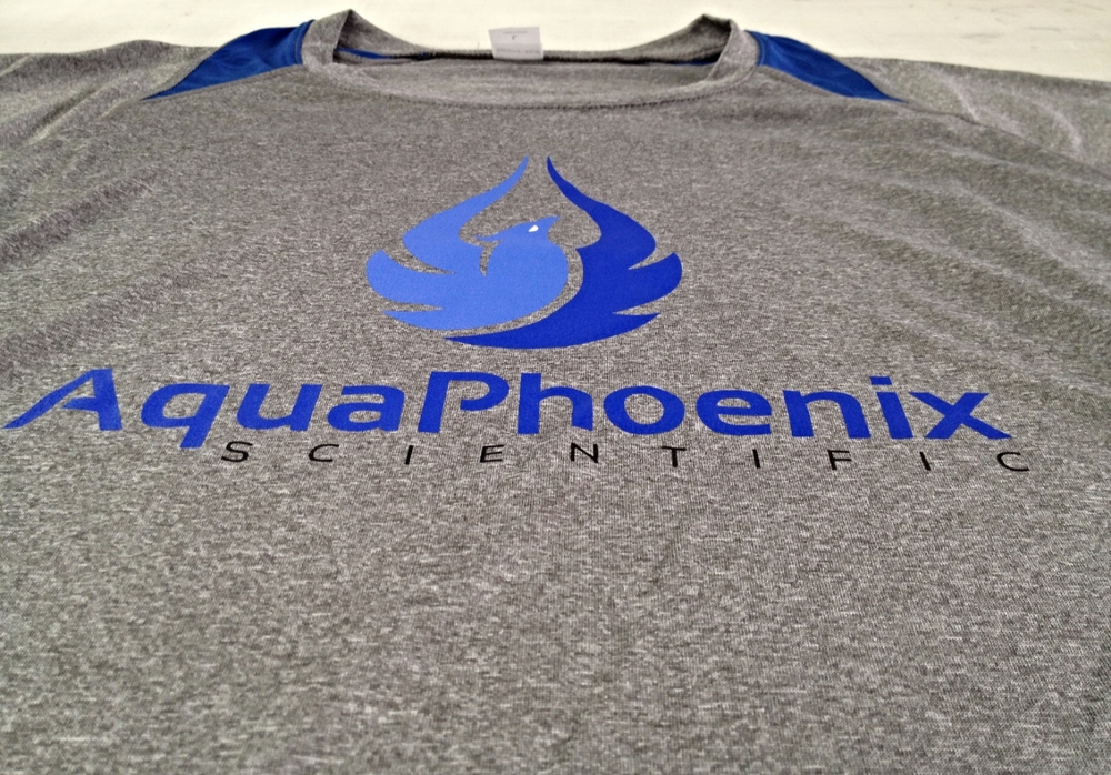 Screen Printing | AquaPhoenix Scientific Shirt | Hanover, PA