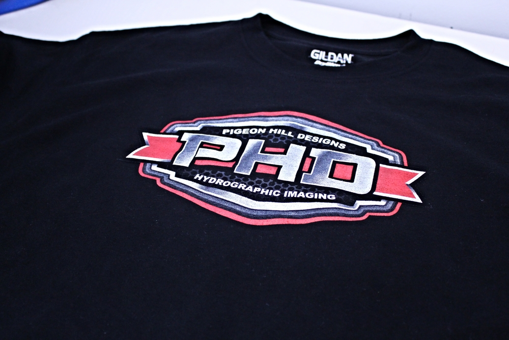 Screen Printing | PHD Hydrographic Imaging Shirt | Hanover, PA