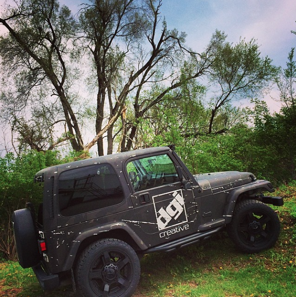 Graphics | DGI Creative Jeep Wrap | Hanover, PA