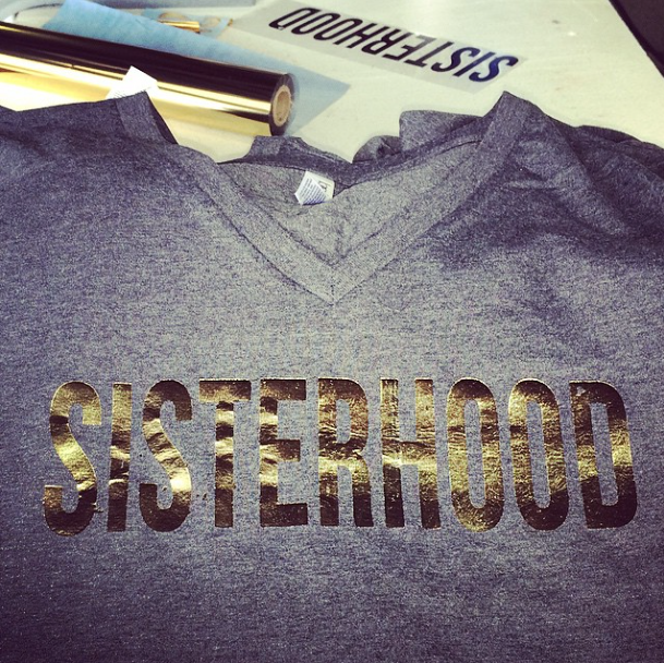 Screen Printing | Sisterhood Shirt | Fairview Park, OH