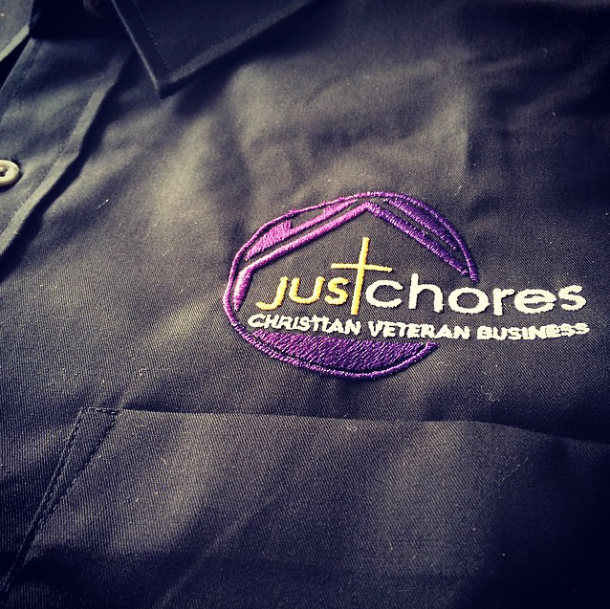Embroidery | Just Chores Polo | Hanover, PA