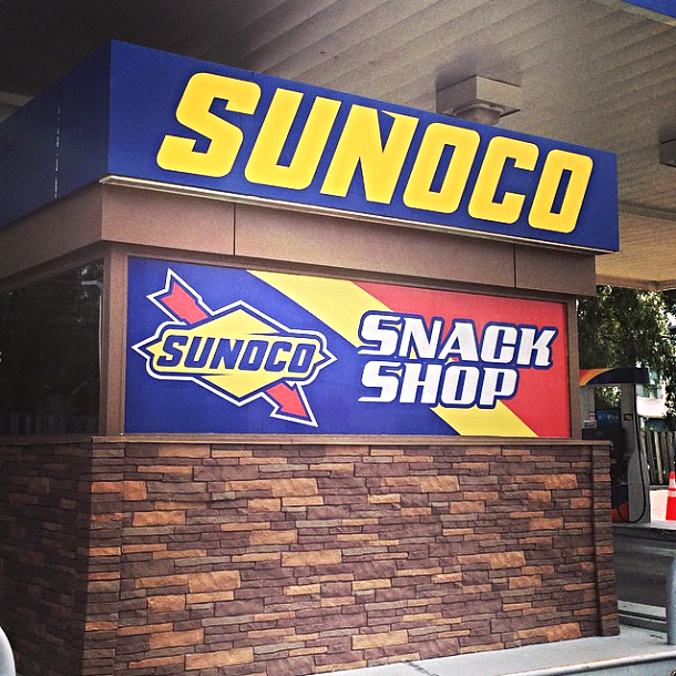 Graphics | Sunoco Window Perf | Hanover, PA