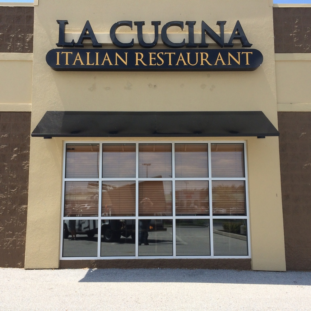 Signs | La Cucina Sign | Hanover, PA