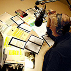 In December, Dubway Studios hosted a radio broadcast of the syndicated radio show, On Point with Tom Ashcroft. Classical pianist John Davis was interviewed, live on the air, by Tom Ashcroft in Boston's WBUR, and performed piano compositions by Abe Lincoln's favorite contemporary American composer, Louis Moreau Gottschalk.