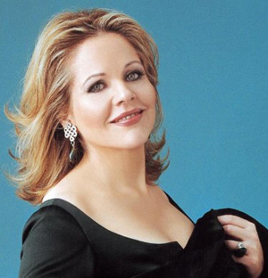 Renée Fleming (Photo by Andrew Eccles)