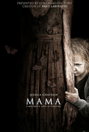 "Spanish writer/director     Andres Muschietti    , tied in from Barcelona to direct an ADR session for Universal Pictures' ""    Mama    ."""