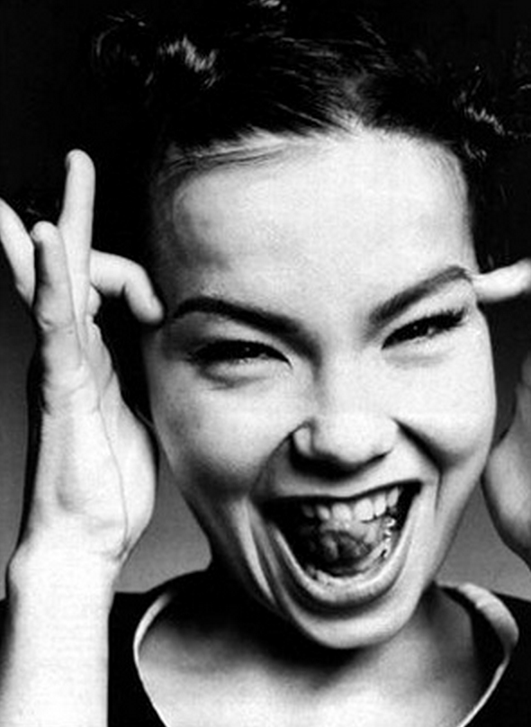 Icelandic singer    Bjork    made a quick stop at Dubway to track a few vocal demos
