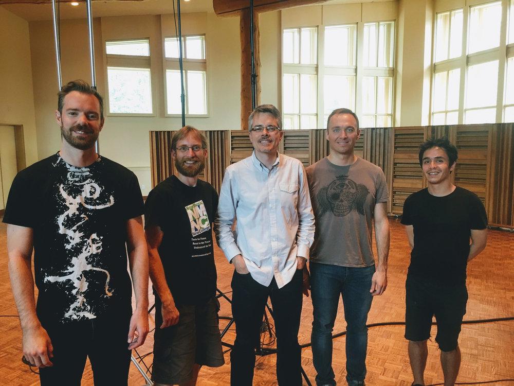 Nathaniel Reichman with JACK Quartet