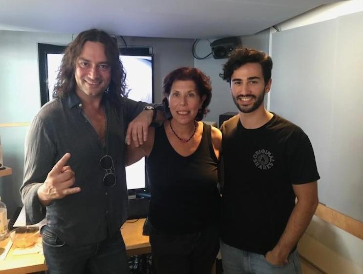 Peter Galperin, Clare Cooper, Sam Palumbo