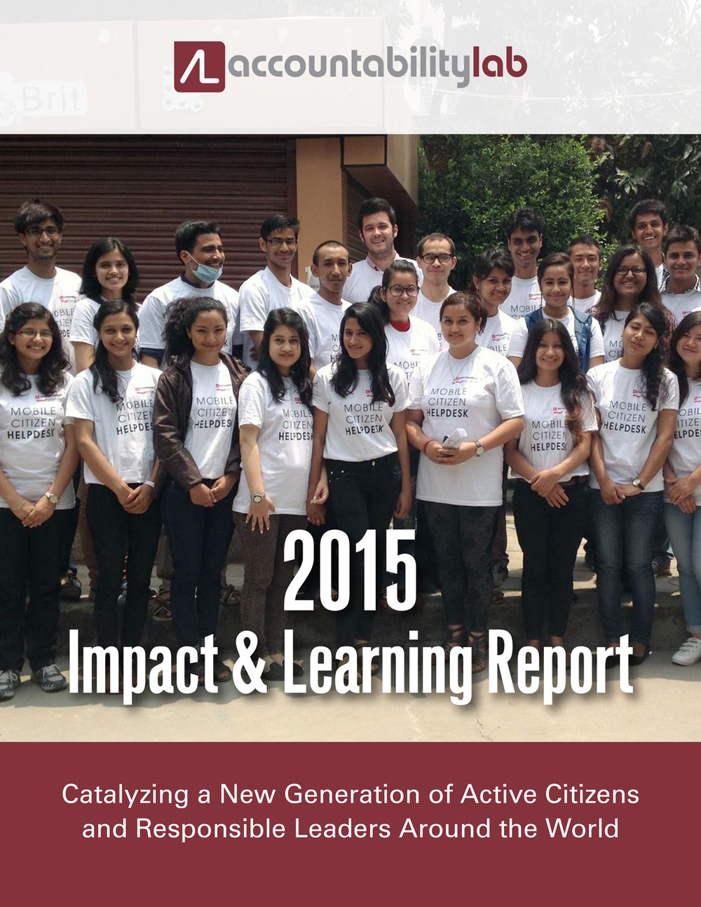 not-for-profit impact report