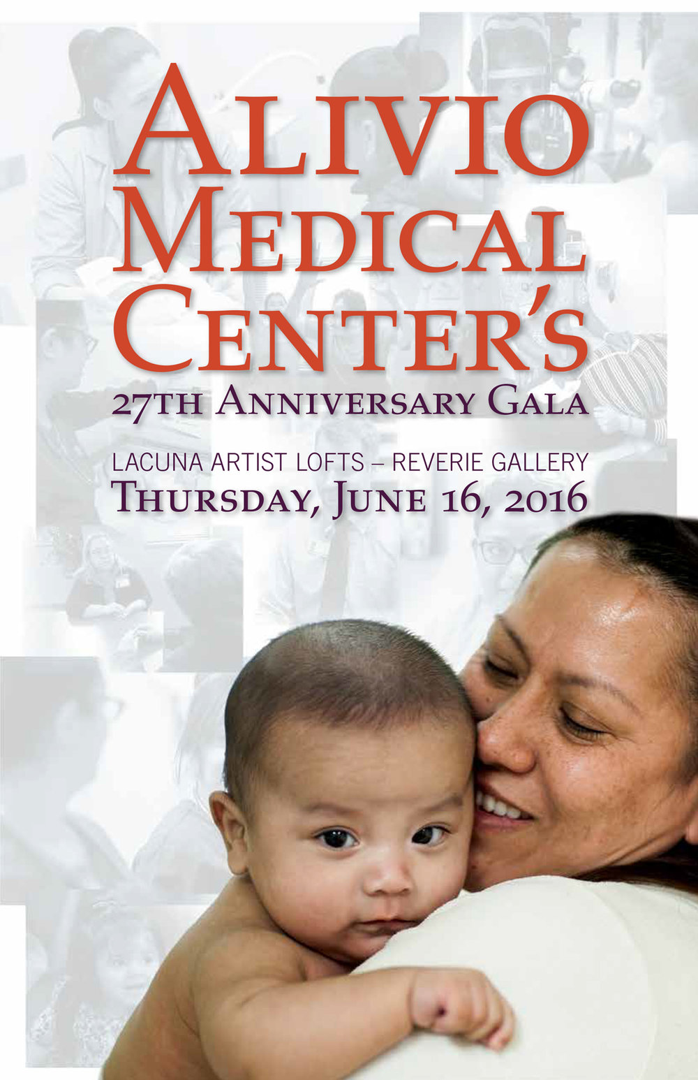 not-for-profit gala program