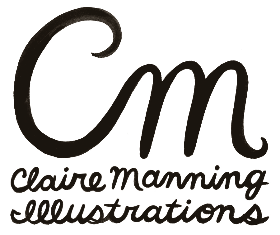 CLAIRE MANNING ILLUSTRATION AND DESIGN
