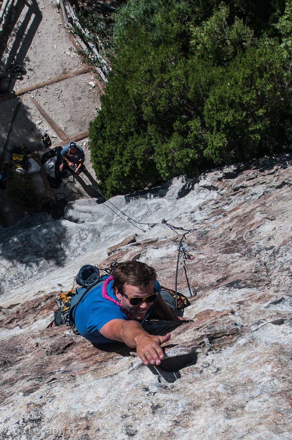 Chris Dickey on 'Too Much Fun' at the City of Rocks