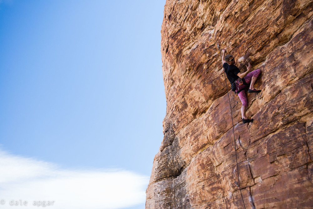More Red Rock action and Mr. Hebert sending