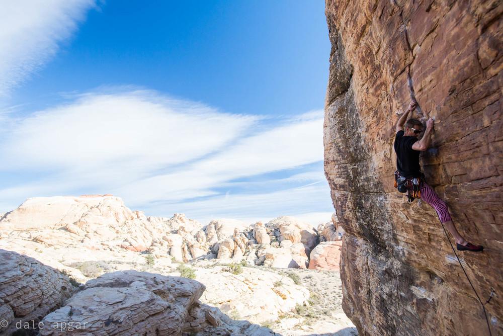 Jeff Hebert at Red Rocks