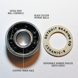 Ceramic  Pro Grade Bearings