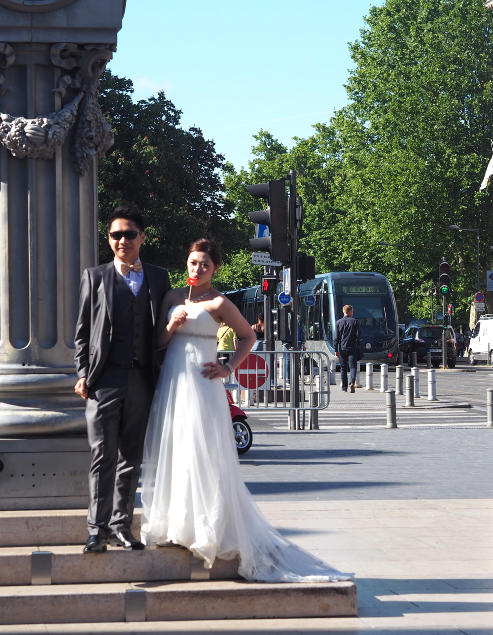Wedding in Bordeaux. / Bordo'dagelin -damat da gorduk.