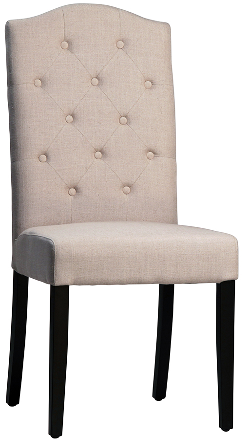 Tufted-cotton-chair