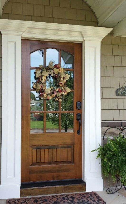Curb Appeal : Front Door Edition — Darby Road Home