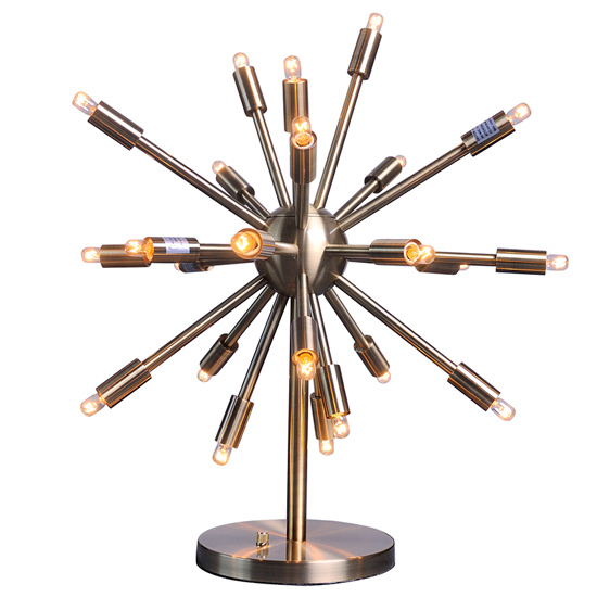 ORBIT TABLE LAMP $595