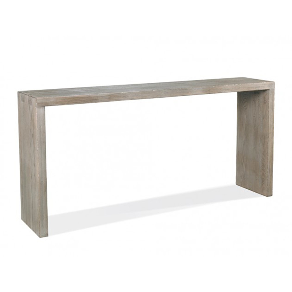 SMOKED ASH CONSOLE  $2925