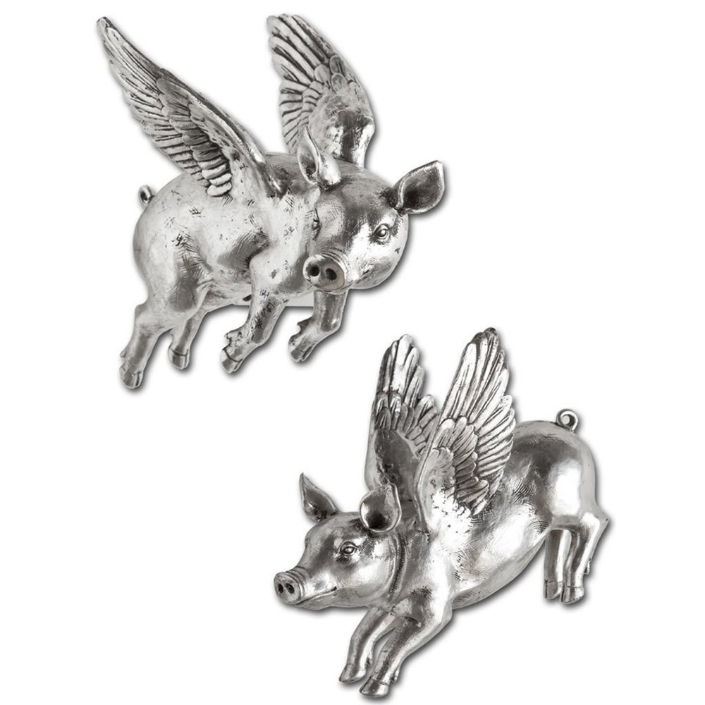 FLYING SILVER PIGS $ 249